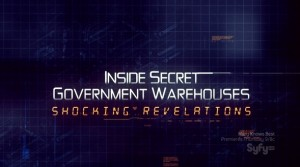 Inside Secret Government Warehouses – Full Alien UFO Conspiracy Documentary