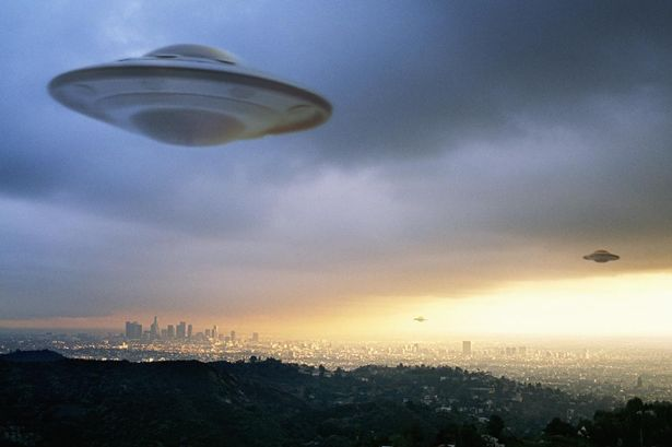 Revelation: The naval officer says he has seen proof aliens exist