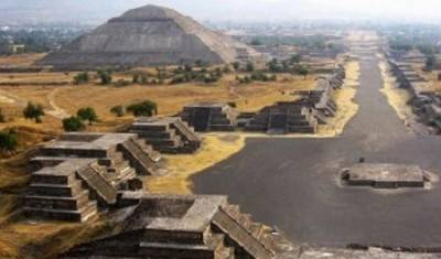 Teotihuacan – Mystical Great City