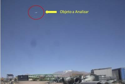 Chile releases official study on UFO photos