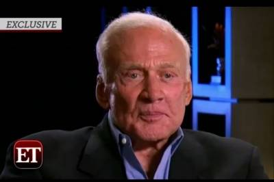 Buzz Aldrin Confirms UFO Sighting in New TV Show, but Not Aliens