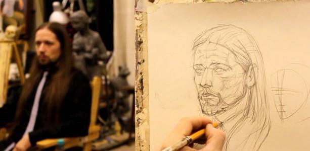 Сверхъестественная связь между человеком и его портретом