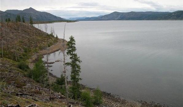 Озера, где обитают таинственные создания...