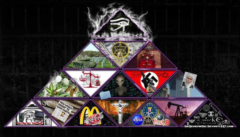 Раскрыт великий замысел масонов
