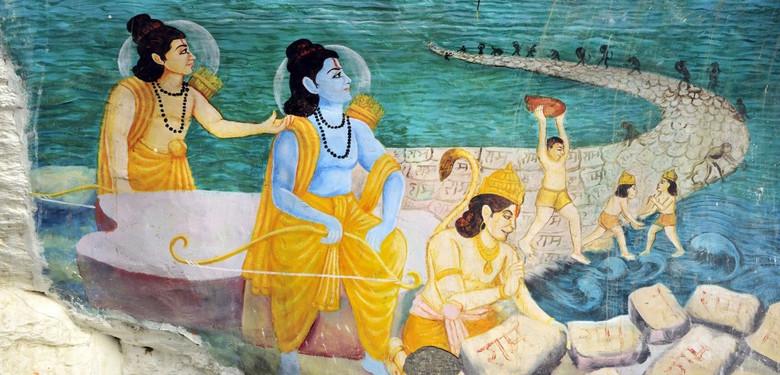 """Археологи изучат загадочный """"Мост Адама"""" между Индией и Шри-Ланкой"""