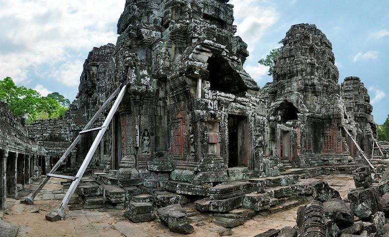 Тайны Ангкора