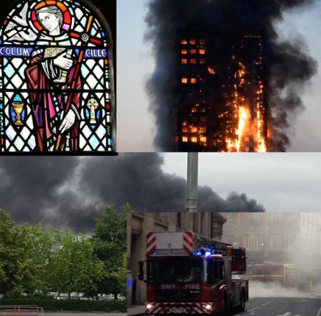 В Лондоне снова пожар: приближается Третья мировая война?