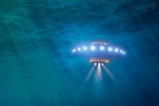 Секретные операции у берегов Исландии, связанные с НЛО