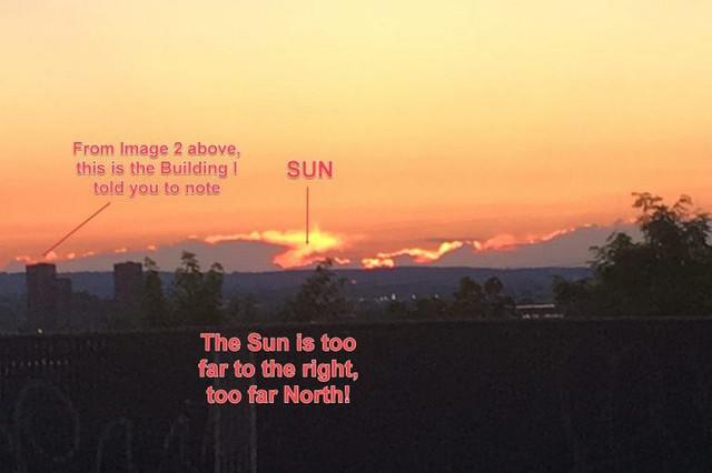 Ось Земли сдвигается - Солнце заходит совсем не там