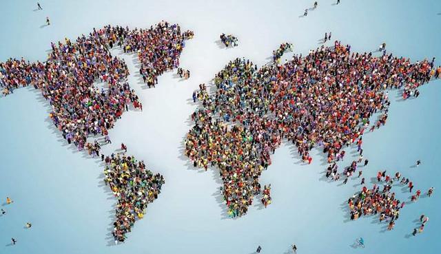 Население планеты приближается к отметке 9,7 миллиарда человек