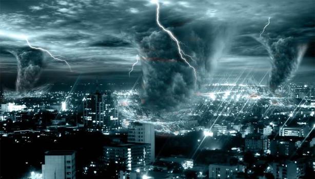 Климатическое оружие в действии