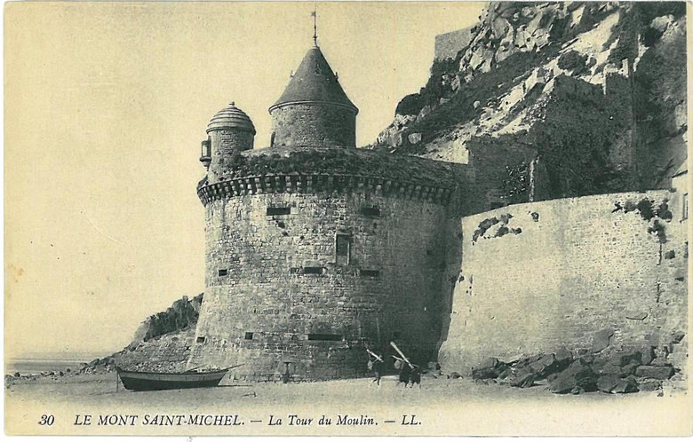Тайны острова архангела Михаила, Mont St-Michel