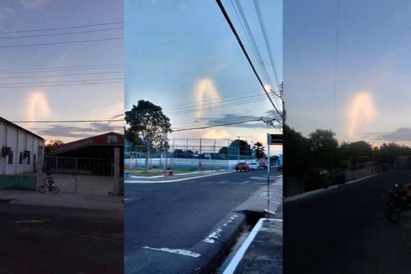 Жители Бразилии стали очевидцами потрясающего небесного явления