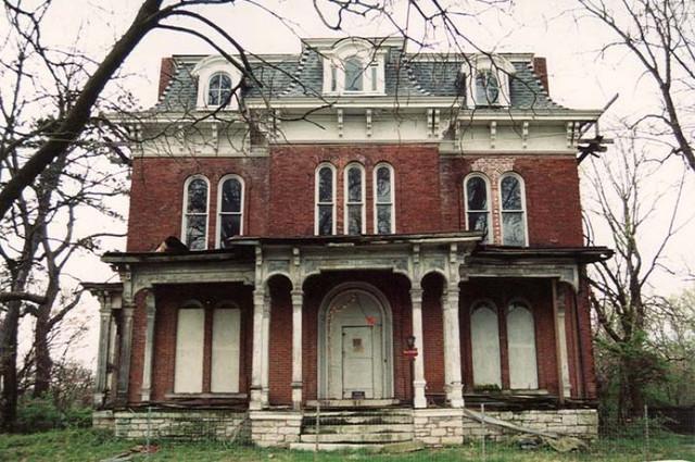 Призрачный дом МакПайка или Дом с привидениями Иллинойса