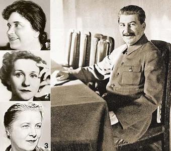 """Иосиф Сталин: Последняя любовь """"вождя народов"""""""
