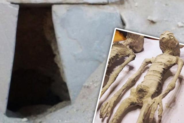 В сети появилась новое видео, где были найдены мумии Наска