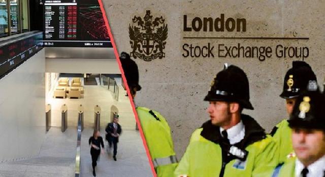 Странное самоубийство банкира в здании Лондонской фондовой биржи