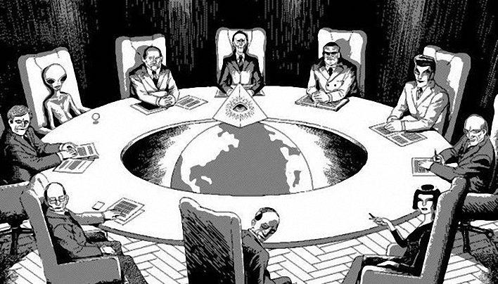План глобализации Мирового правительства — в сеть просочилась часть информации из архивов