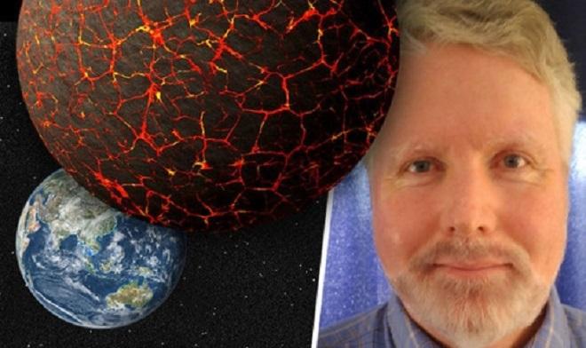 Известному конспирологу предъявили фото Планеты X, полученное в обсерватории, управляемой тремя сверхдержавами