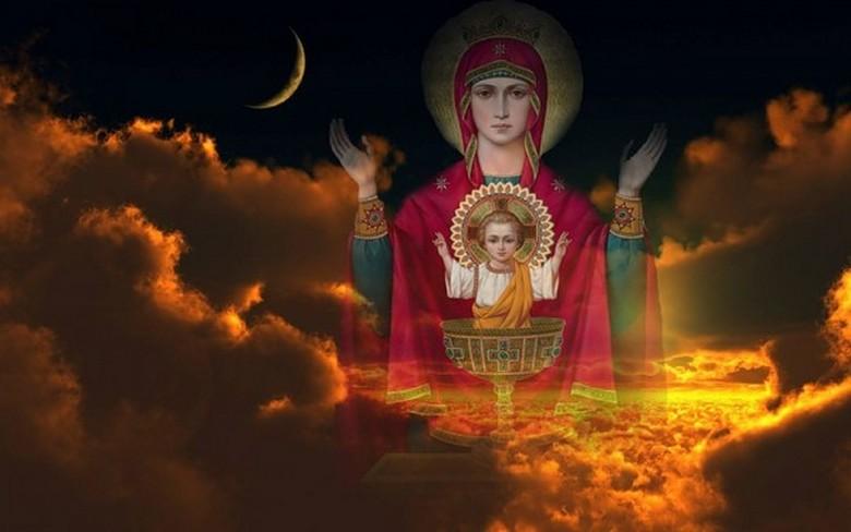 История появления чудотворной иконы Богородицы «Неупиваемая чаша»