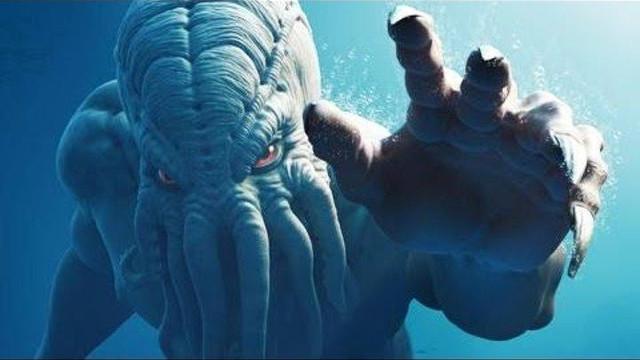 """Не стоит цепляться к """"зеленым человечкам"""", так как реальная угроза для землян таится в водных глубинах"""