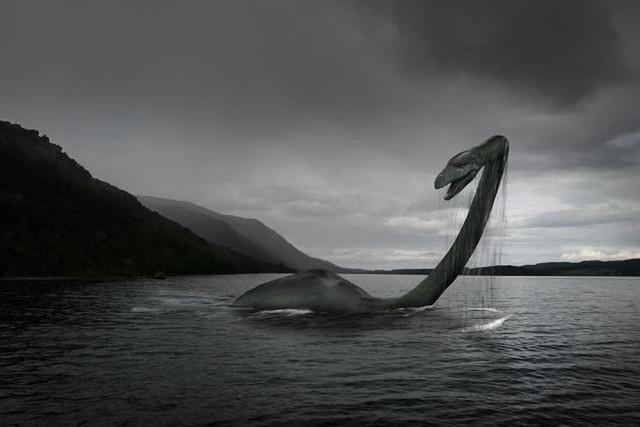 Уральский исследователь определил: в озере Лох-Несс обитает несколько монстров