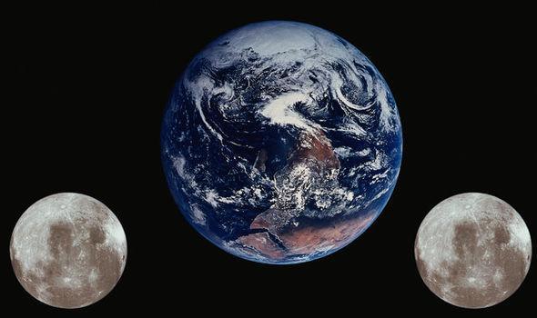 Ученые обнаружили у Земли вторую луну
