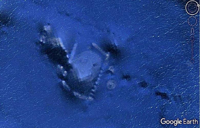 Уральский радиолюбитель нашел легендарную Атлантиду?