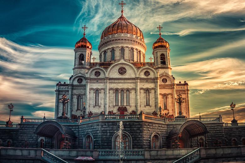 """""""Нехорошее"""" место под храмом Христа Спасителя"""