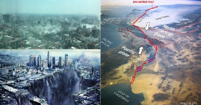 Страшная для Мехико дата 19 сентября. Станет ли 19 октября страшным для Калифорнии?