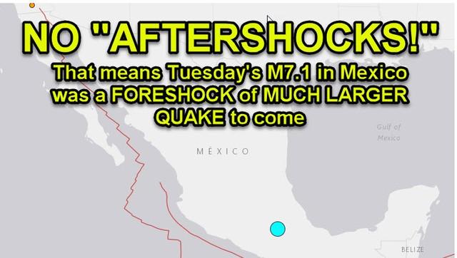Сейсмологи в панике: на Севере Мексики и в Калифорнии грядет страшное!