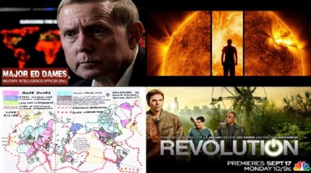Ed Dames, он же Dr. Doom, предсказавший землетрясение в Мехико: 27 сентября начнется Апокалипсис