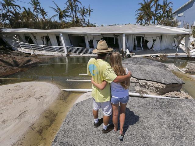 После урагана Ирма: Американцам угрожают амебы обнаруженные в воде, которые поедают мозг человека