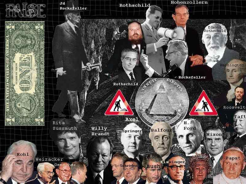 Иллюминаты: Наследники секретного знания или разрушители мира
