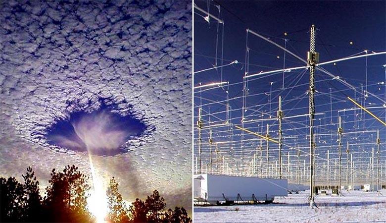 В штате Вашингтон с неба падают металлические волокна
