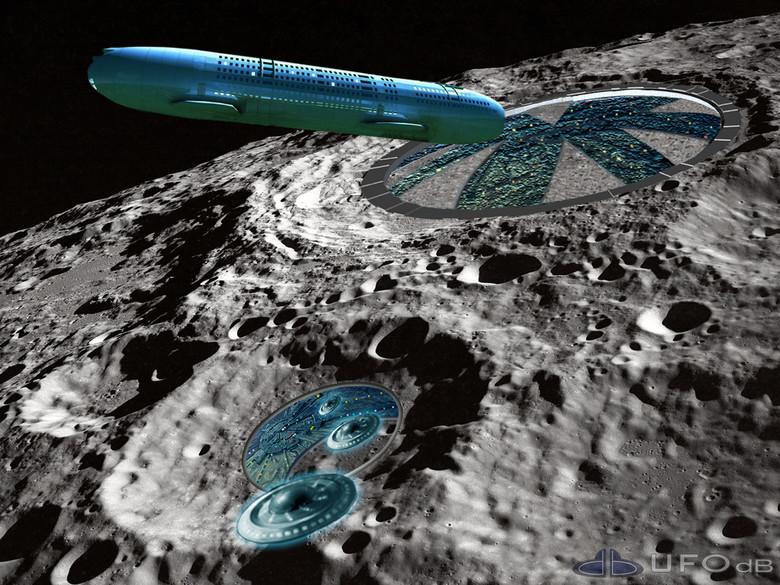 Загадка световых явлений на Луне