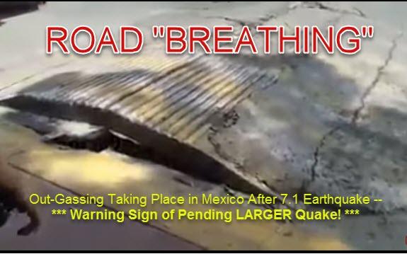 Мексика в ужасе ожидает МЕГАСОБЫТИЯ. Из земли идет вулканический газ