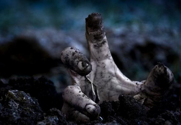 В Бразилии мужчина был шокирован встречей с живым зомби