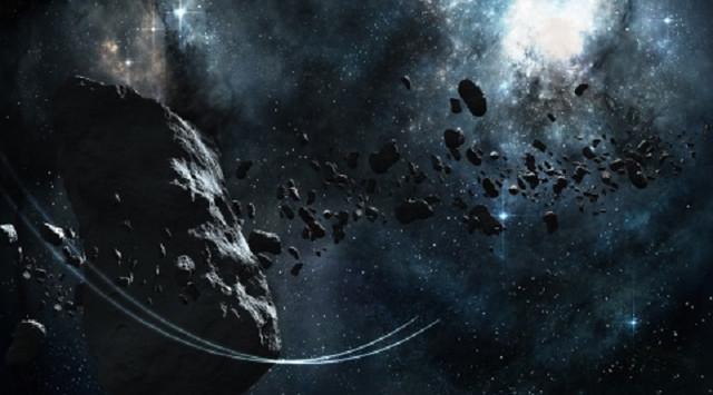 Земля вошла в облако астероидов. Астрономы только сейчас решили об этом всем сообщить