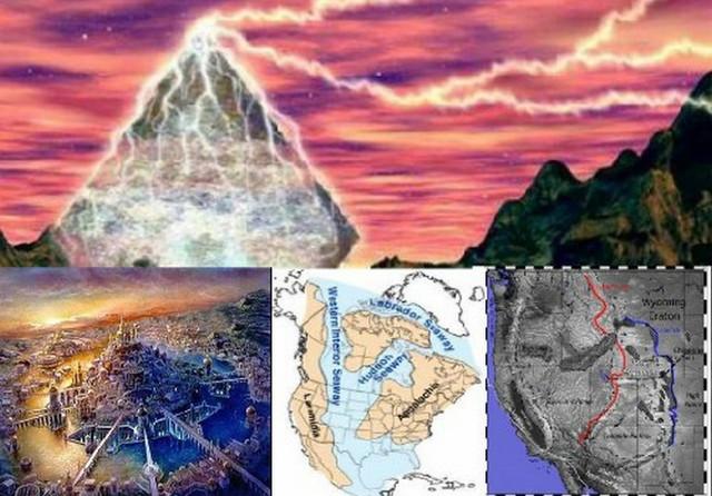 Россия предупреждает – Атлантида «снова восстает», под самым сердцем Америки
