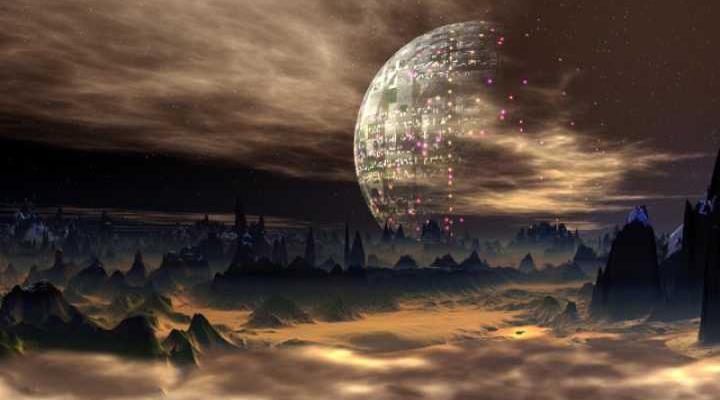 NASA опубликованы новые данные об инопланетной мегаструктуре в космосе