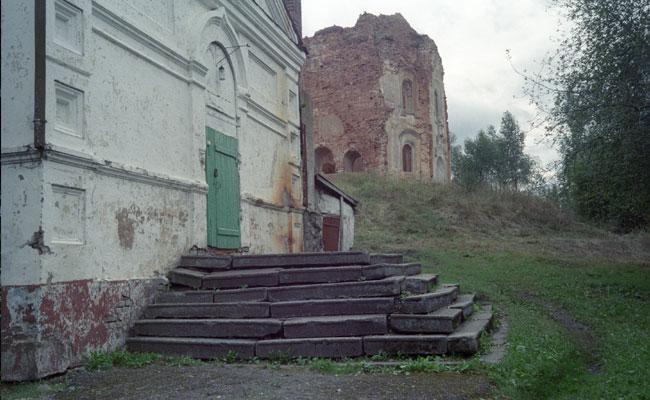 Черное зеркало князей Друцких-Соколинских