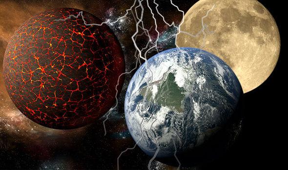 Нибиру скоро будет «видимой, как луна», прежде чем молнии поджарят Землю