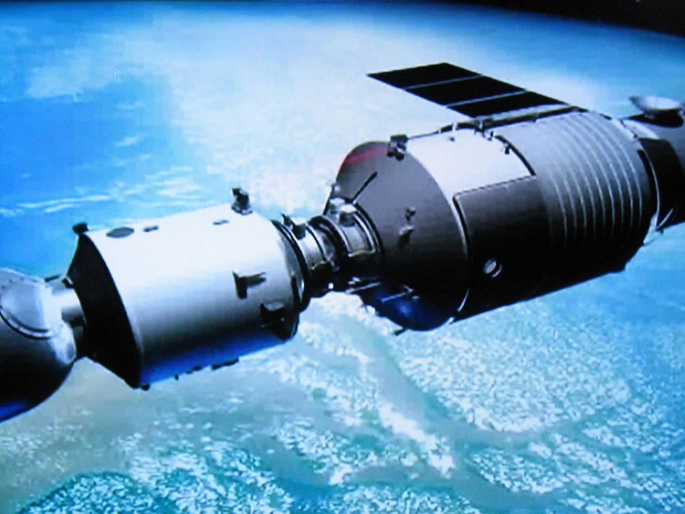 The Independent: космическая станция Китая вышла из под контроля и падает на Землю