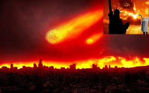 Знамение в Нигерии: 13 октября на планете запущен Апокалипсис?