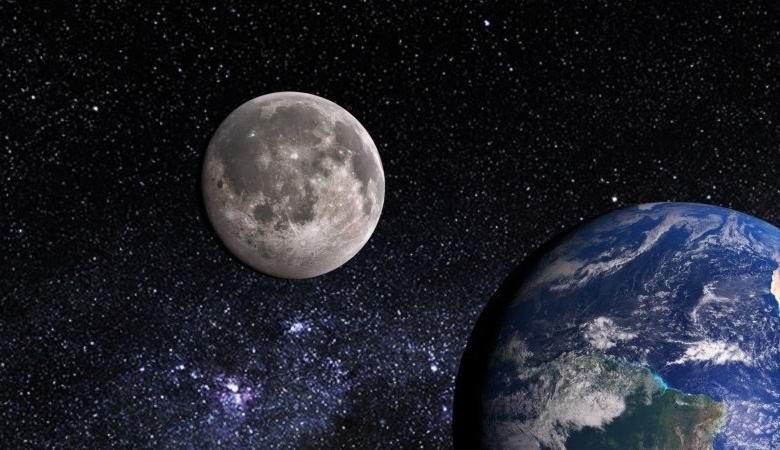 Загадочные оптические сигналы поступают с Луны