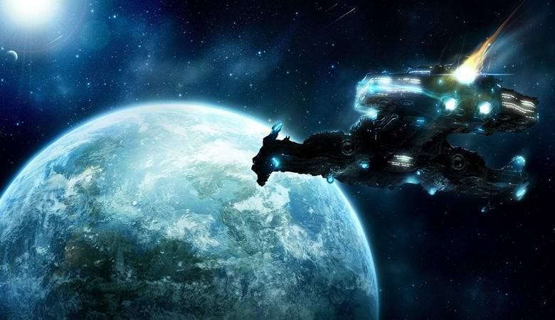 Астрономы зафиксировали корабль из созвездия Лиры