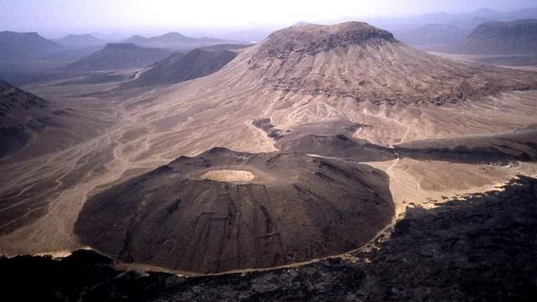 В Саудовской Аравии нашли таинственные «каменные порталы»