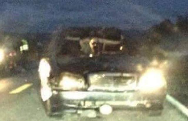 Норвежская девочка сфотографировала призрак в пустой машине