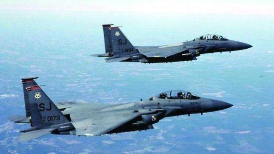 Истребители США продолжают гоняться за НЛО